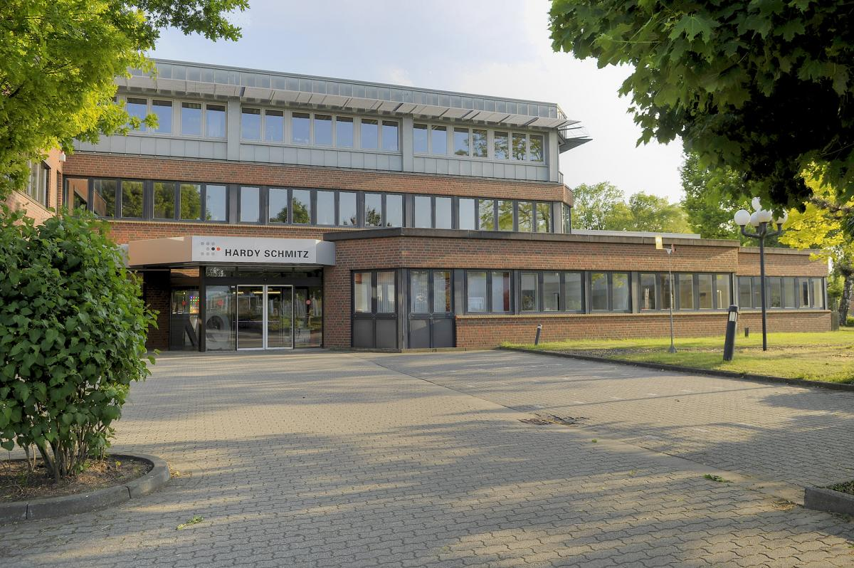 Hardy Schmitz in Rheine, Germany: Where corporate publishing happens